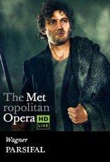 The Metropolitan Opera: Parsifal Movie Poster