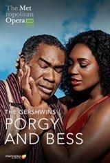The Metropolitan Opera: Porgy and Bess (2020) - Live Affiche de film