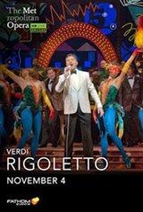 The Metropolitan Opera: Rigoletto (2020) Encore Affiche de film