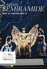 The Metropolitan Opera: Semiramide ENCORE