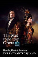 The Metropolitan Opera: The Enchanted Island (Encore) Movie Poster