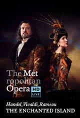 The Metropolitan Opera: The Enchanted Island LIVE Movie Poster