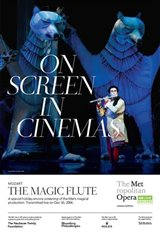 The Metropolitan Opera: The Magic Flute - Holiday Encore Movie Poster
