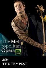 The Metropolitan Opera: The Tempest Movie Poster