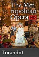 The Metropolitan Opera: Turandot (2010) Movie Poster