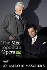The Metropolitan Opera: Un Ballo in Maschera Movie Poster