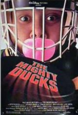 The Mighty Ducks Movie Poster