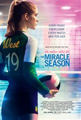 The Miracle Season Movie Poster