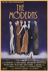 The Moderns Movie Poster