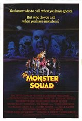 The Monster Squad Large Poster