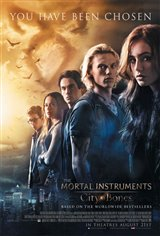 The Mortal Instruments: City of Bones - The IMAX Experience Movie Poster