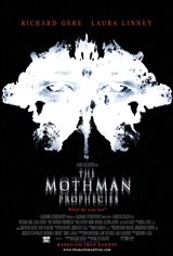 The Mothman Prophecies Movie Poster Movie Poster