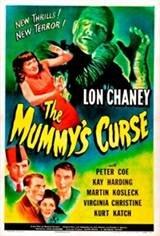 The Mummy (1959) Movie Poster