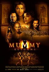 The Mummy Returns Movie Poster Movie Poster