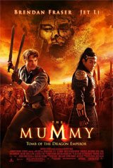 The Mummy: Tomb of the Dragon Emperor Movie Poster Movie Poster