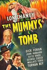 The Mummy's Tomb Movie Poster