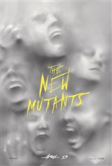 The New Mutants Affiche de film