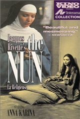 The Nun (1966) Movie Poster