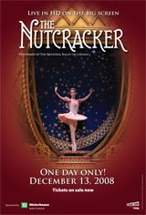 The Nutcracker Movie Poster
