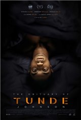 The Obituary of Tunde Johnson Large Poster