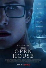 The Open House (Netflix) Affiche de film