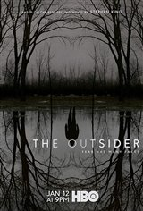 The Outsider (HBO) Movie Poster Movie Poster