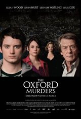 The Oxford Murders Large Poster