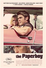 The Paperboy Movie Poster Movie Poster