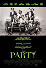 The Party Movie Poster Movie Poster