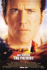 The Patriot Movie Poster
