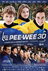 The Pee-Wee 3D: The Winter That Changed My Life Movie Poster