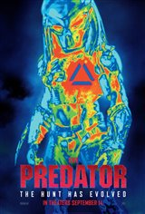The Predator Affiche de film