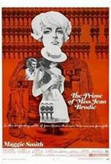 The Prime of Miss Jean Brodie Movie Poster