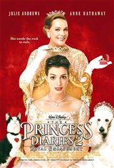 The Princess Diaries 2: Royal Engagement Movie Poster Movie Poster