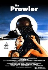 The Prowler (1981) Movie Poster