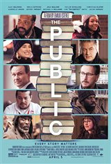 The Public Movie Poster Movie Poster