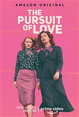 The Pursuit of Love (Amazon Prime Video) Movie Poster