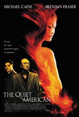 The Quiet American Movie Poster Movie Poster