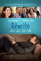 The Rewrite Movie Poster Movie Poster