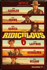 The Ridiculous 6 Large Poster