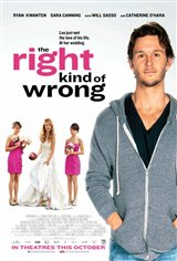 The Right Kind of Wrong Movie Poster Movie Poster