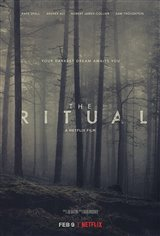 The Ritual (Netflix) Affiche de film