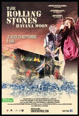 The Rolling Stones Havana Moon (v.o.a.) Large Poster