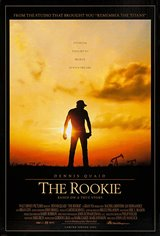 The Rookie Movie Poster Movie Poster