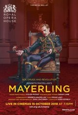 The Royal Ballet: Mayerling Large Poster