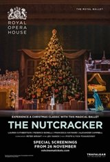 The Royal Ballet: The Nutcracker Movie Poster