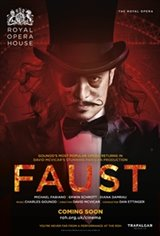 The Royal Opera House: Faust Movie Poster
