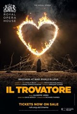 The Royal Opera House: Il trovatore ENCORE Large Poster