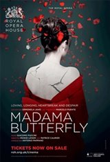 The Royal Opera House: Madama Butterfly ENCORE Movie Poster