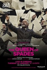 The Royal Opera House: The Queen of Spades Large Poster